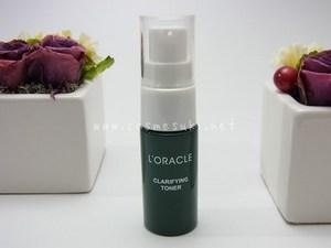 オラクル クラリファイング トナー(化粧水)