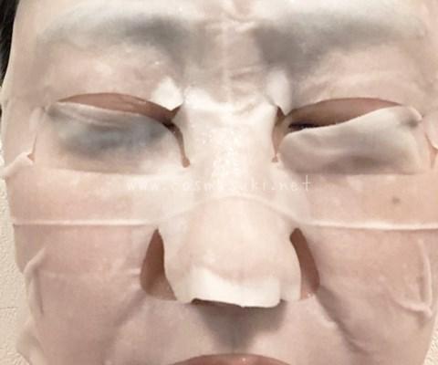 ファンケルホワイトニングマスク4.JPG
